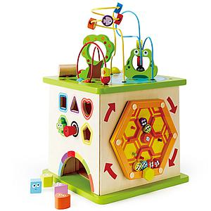Boulier labyrinthe COUNTRY CRITTERS Hape