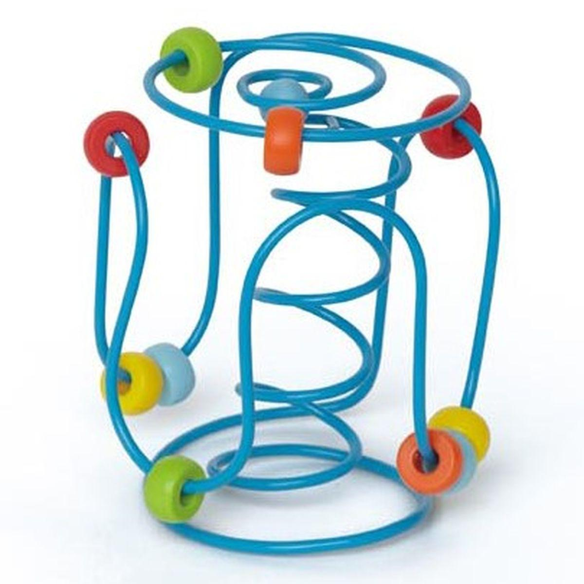 Boulier labyrinthe SPRING-A-LING Hape
