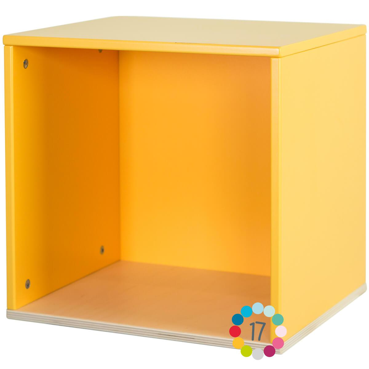 Cube mural COLORFLEX Abitare Kids nectar yellow