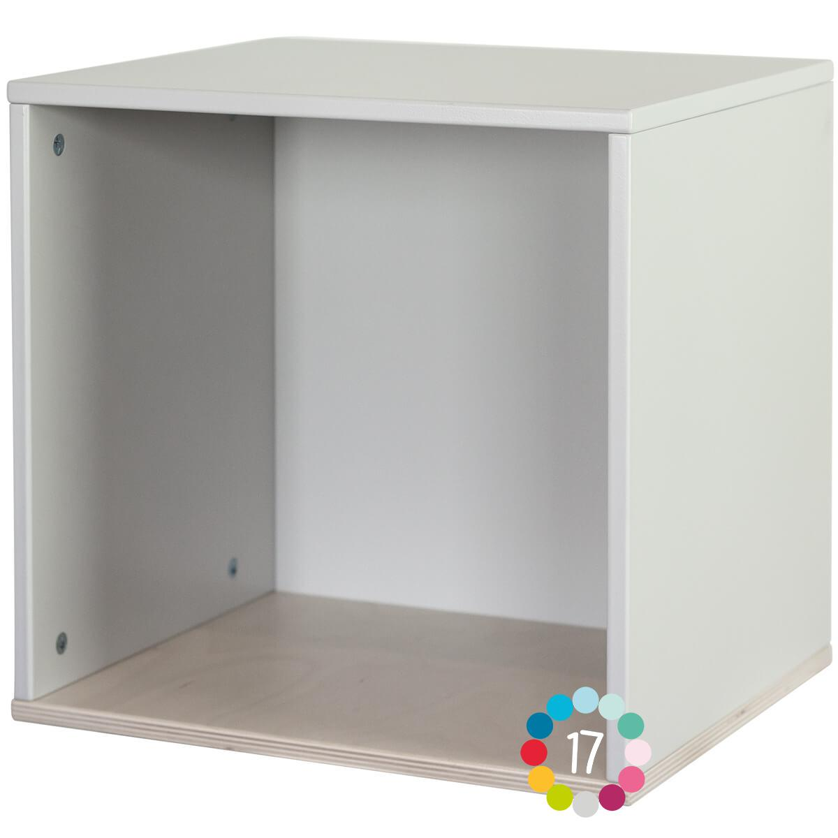 Cube mural COLORFLEX Abitare Kids pearl grey