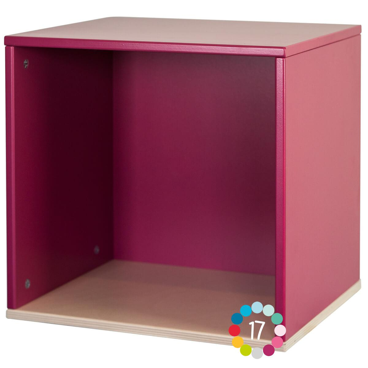 Cube mural COLORFLEX Abitare Kids plum