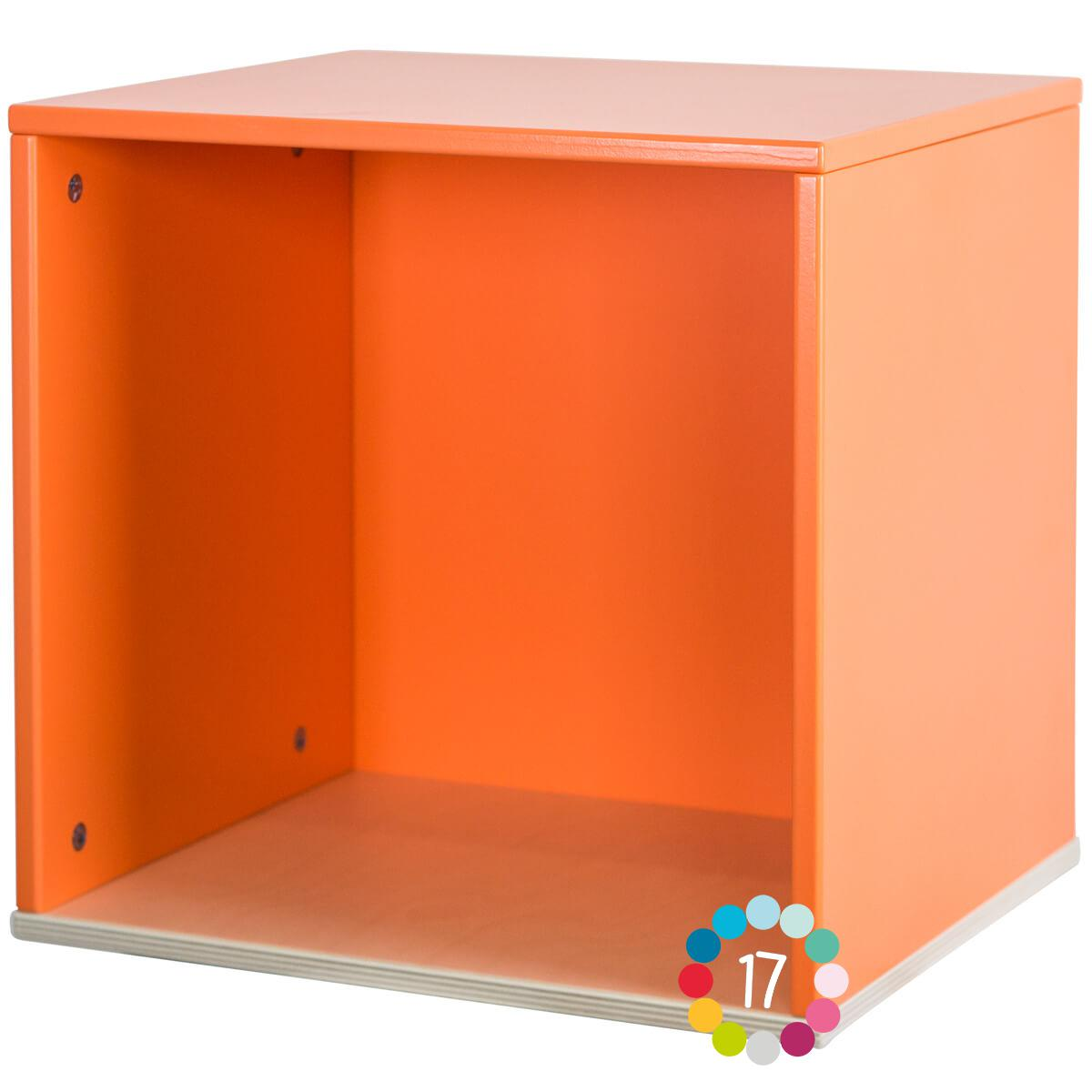 Cube mural COLORFLEX Abitare Kids pure orange