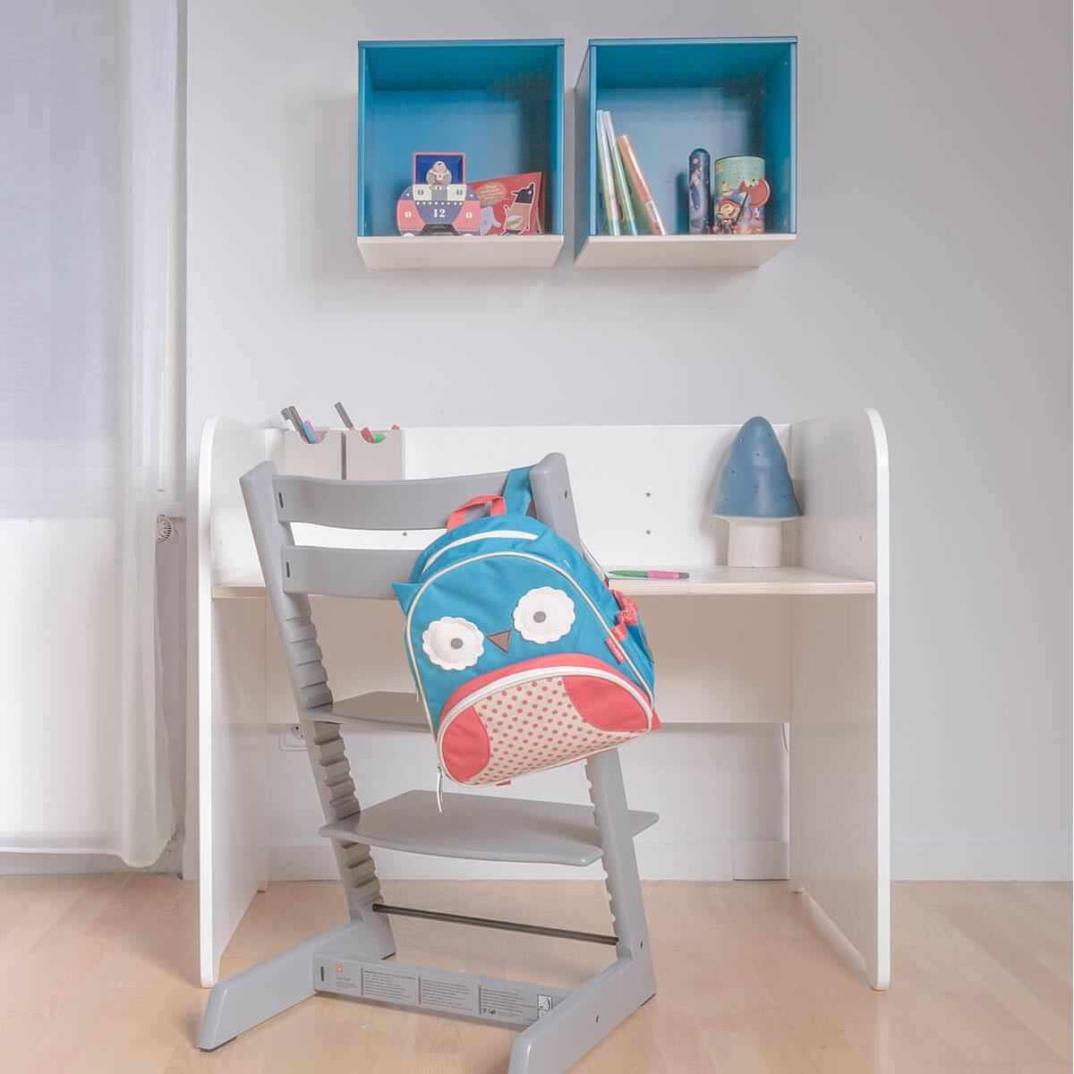 Cube mural COLORFLEX Abitare Kids space grey