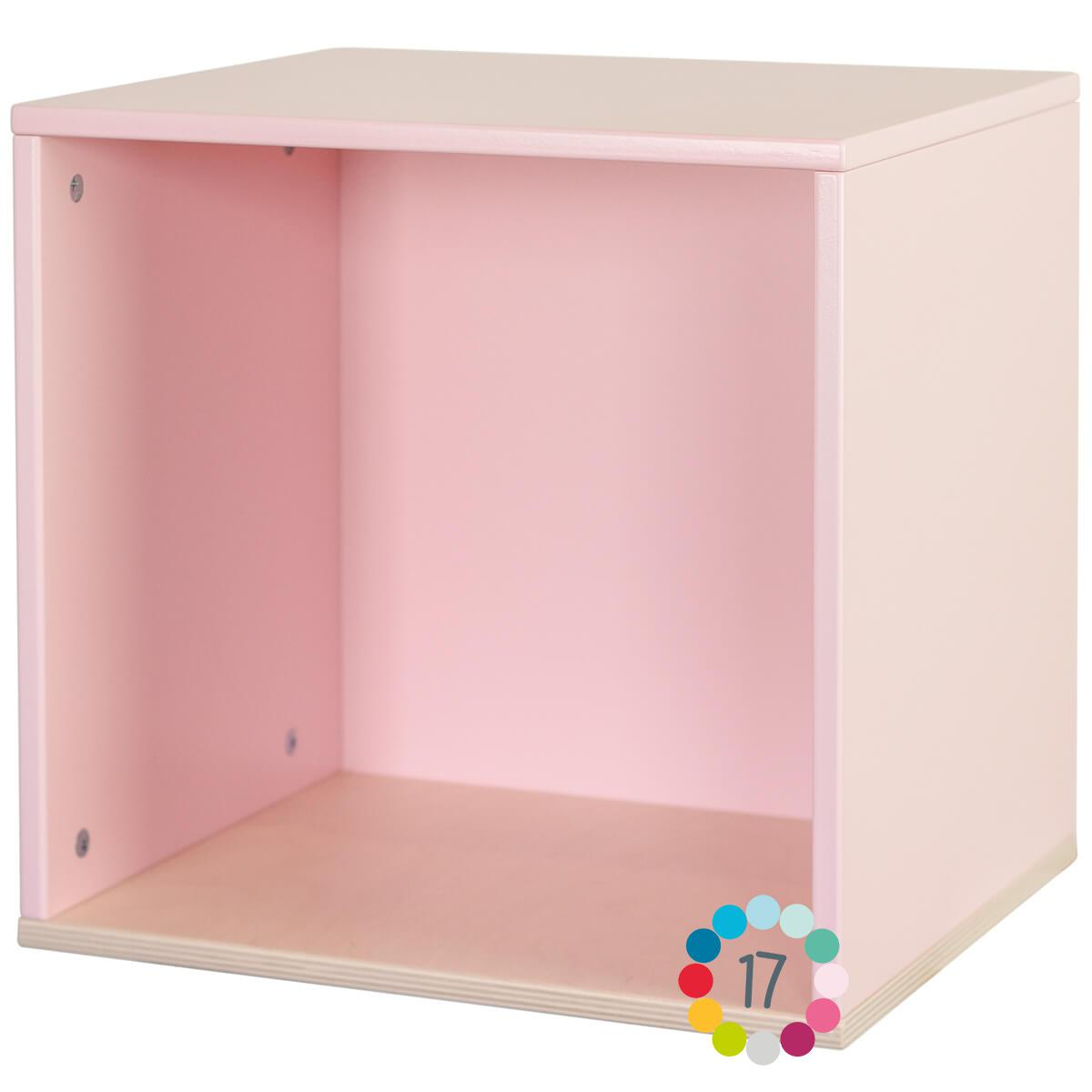 Cube mural COLORFLEX Abitare Kids sweet pink