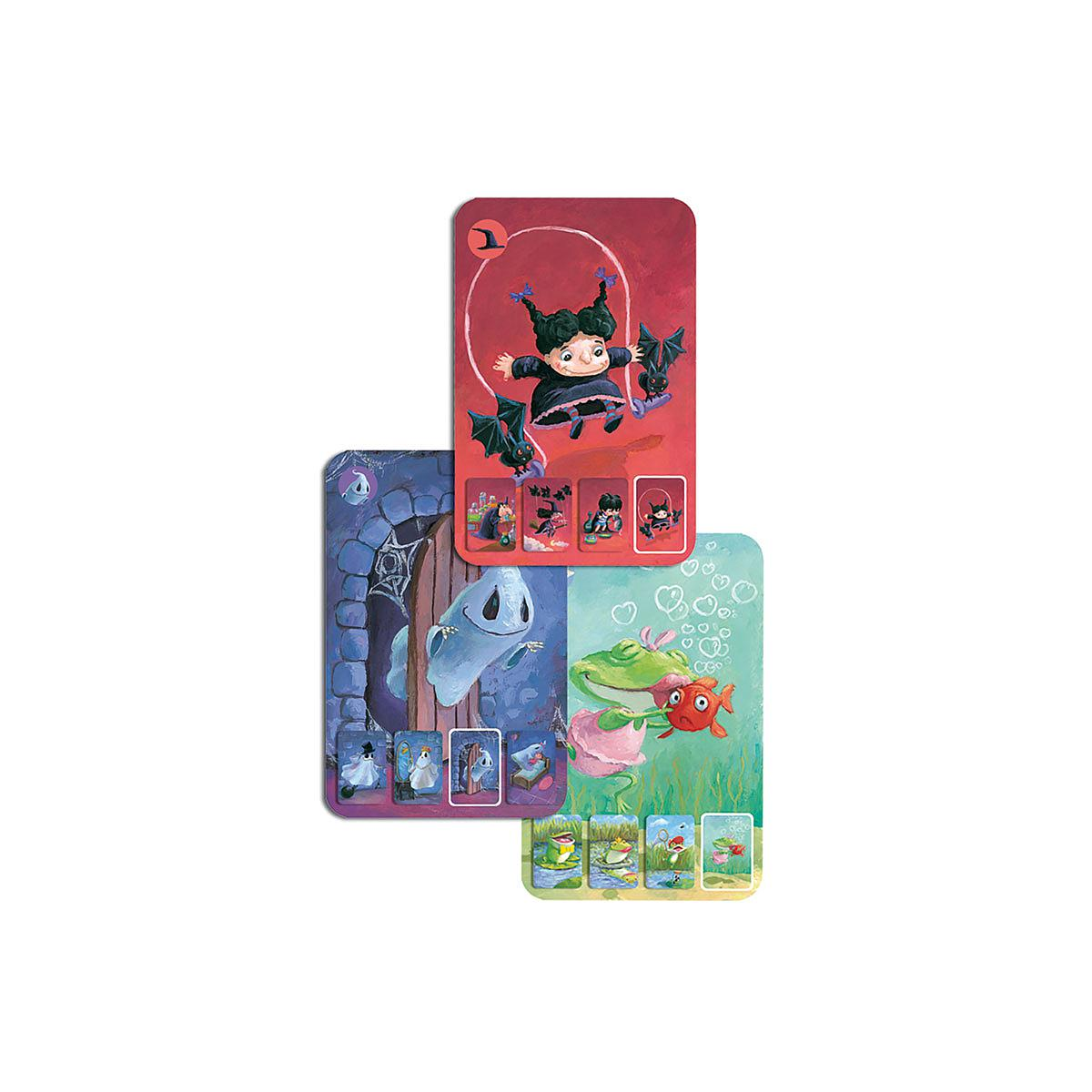 Jeu de cartes MINI FAMILY Djeco