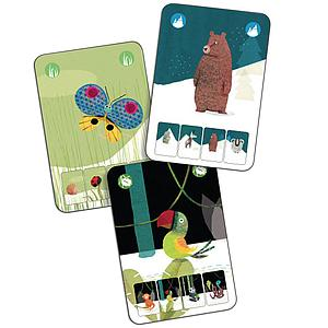 Jeu de cartes MINI NATURE Djeco