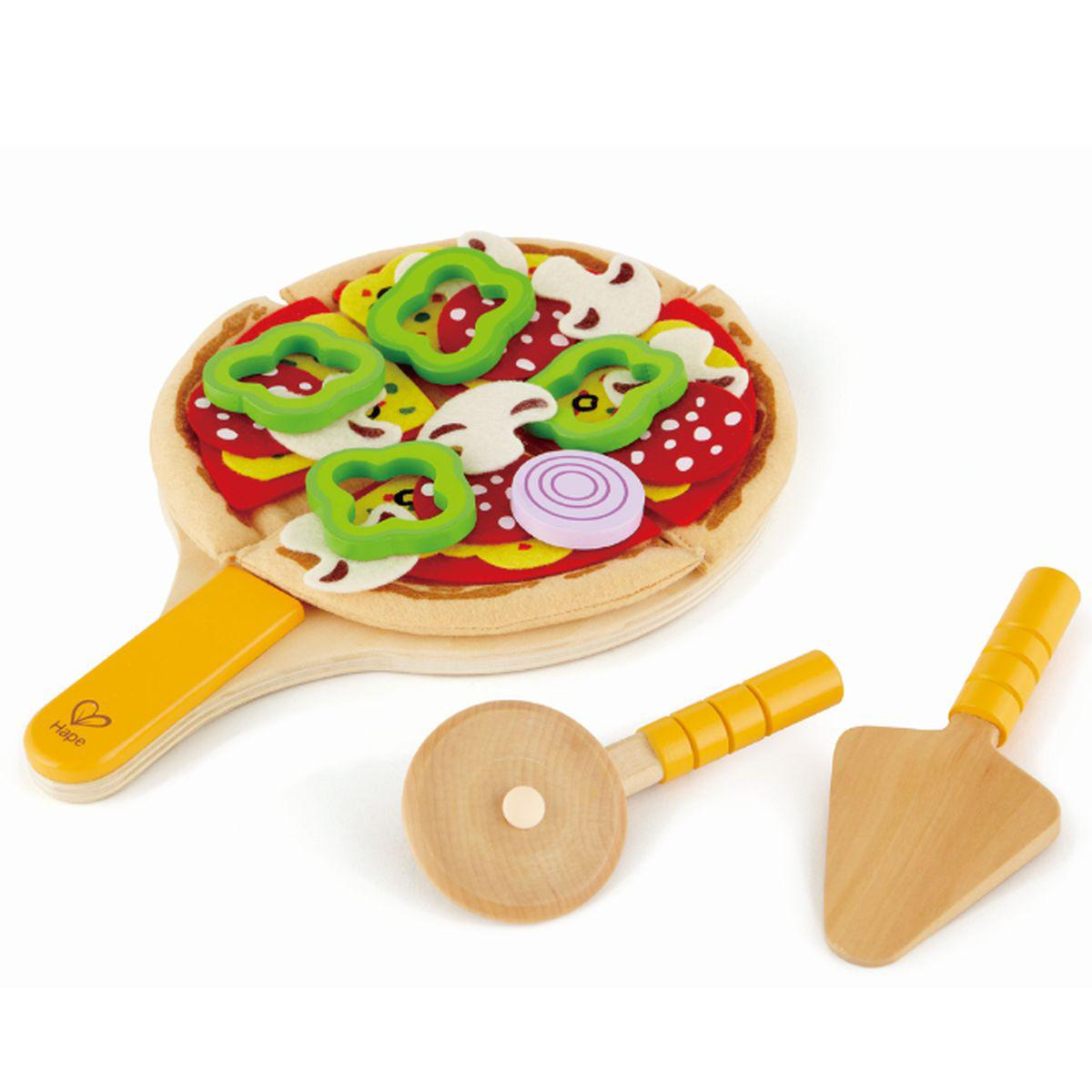 Jeu imitation HOMEMADE PIZZA Hape