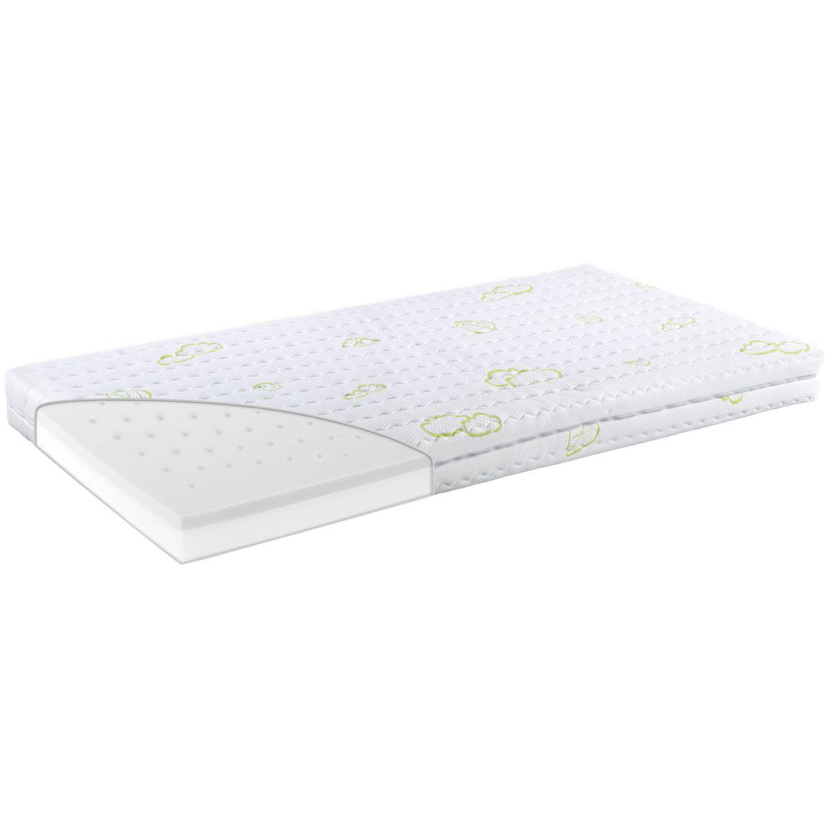 Matelas 90x200cm JUNIOR ESSENTIAL Traumeland
