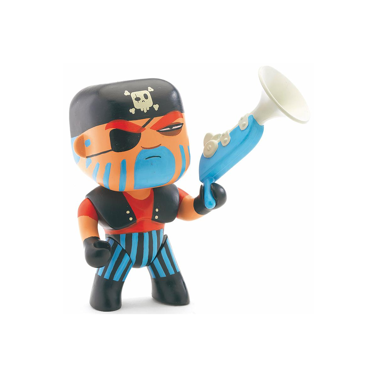 Pirate +4Y ARTY TOYS JACK SKULL Djeco