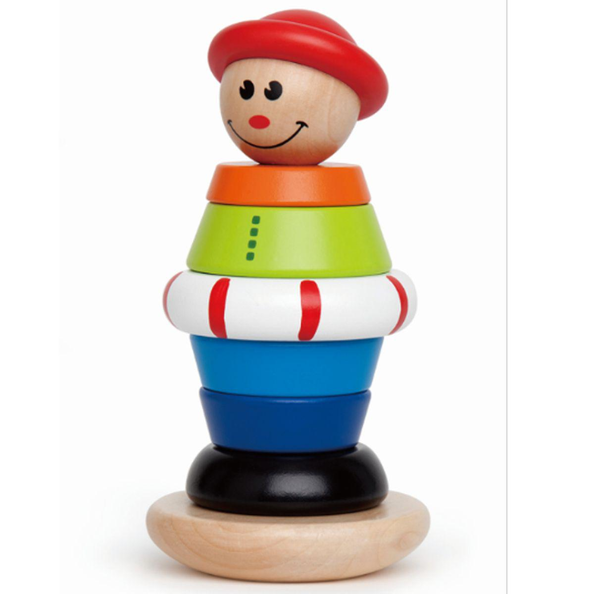 STACKING JACK by Hape Jouet d'éveil à empiler
