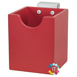 Stylos box COLORFLEX true red