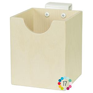 Stylos box COLORFLEX white wash
